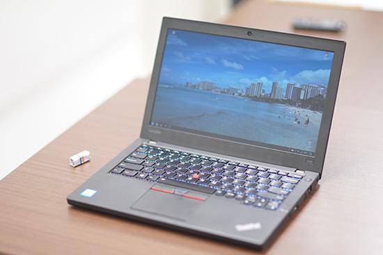 α7S IIでThinkPad X260を撮ってみた