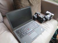 α7S IIとα6000で撮影後 ThinkPad X260で動画・写真編集