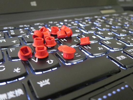 ThinkPad ロープロファイル トラックポイントキャップ