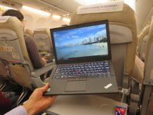 ThinkPad X260 X250 持ち運ぶと動きがフリーズするときは・・・
