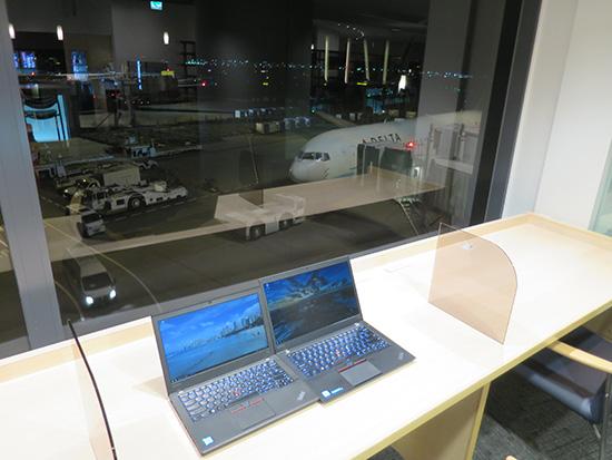 ThinkPad X260とT460sを持ってハワイへ