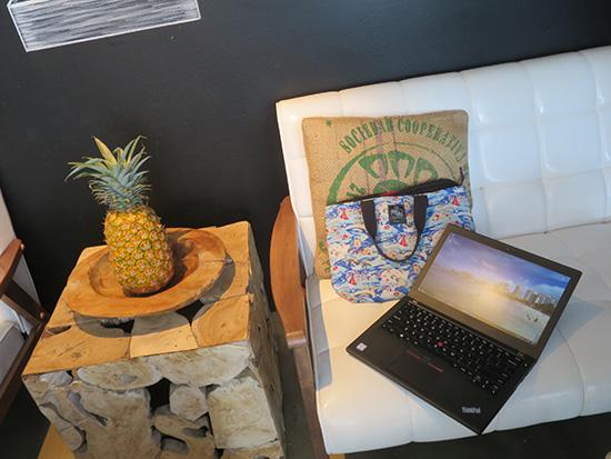 ThinkPad X260 `ハワイではメインモバイルpcとして持ち運ぶ予定