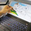 ThinkPad T460s ペンは使えるのか?試してみる