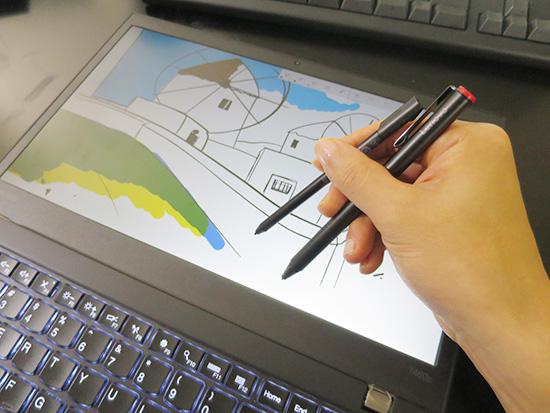 T460s とThinkPad Pen Pro 3など