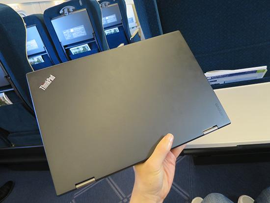 14インチThinkPad は大きいかと思ったけど・・・