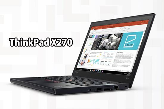 ThinkPad X270 発売日は3月!? タッチパネル復活 NVMe SSD対応か
