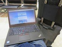 成田空港でThinkPad X260 無料WIFIが快適