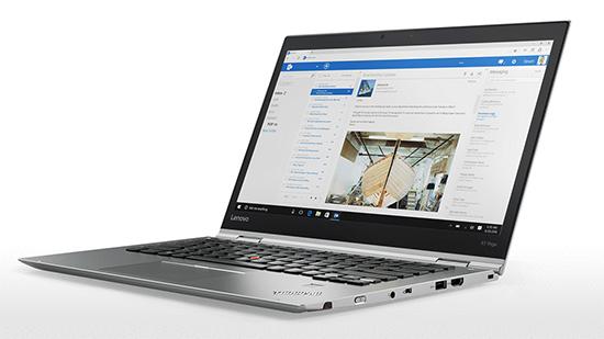 ThinkPad X1 Yoga 2017 シルバーバージョン