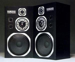 YAMAHAの名機 NS 1000m モニタースピーカー