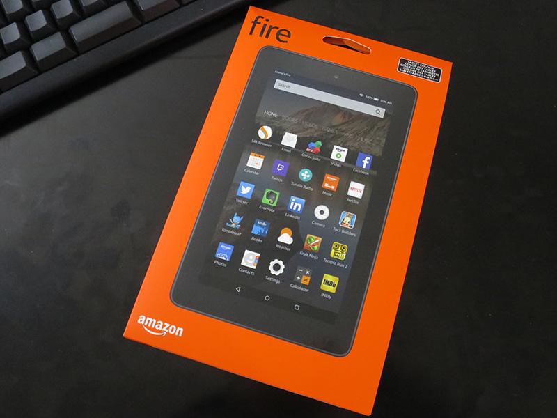 子どものYouTube閲覧用にFire タブレット8GBを買った