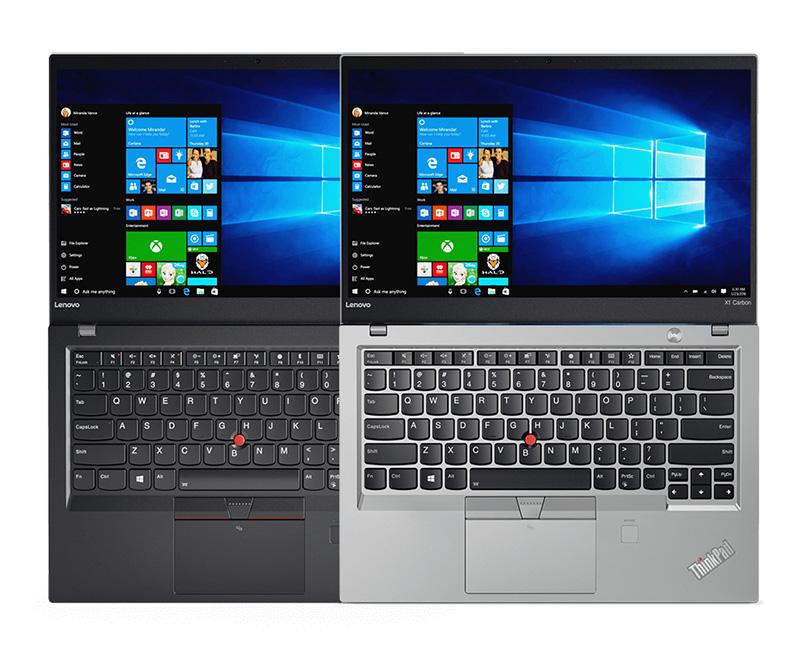 ThinkPad X1 Carbon 2017 シルバー色が追加