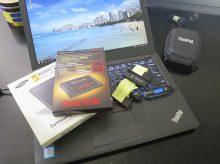 ThinkPad X270 SSD HDD 交換に必要な物