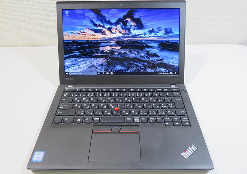 ThinkPad X270 全景