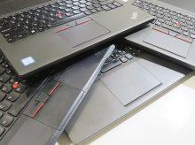 ThinkPadにはなぜタッチパッドがついているのか