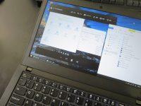 ThinkPad X270 Windows10 フォトが使いにくい