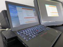 ThinkPad ウルトラドック ファームウェアの更新方法