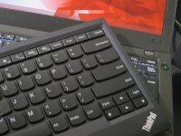 X250とワイヤレスキーボード