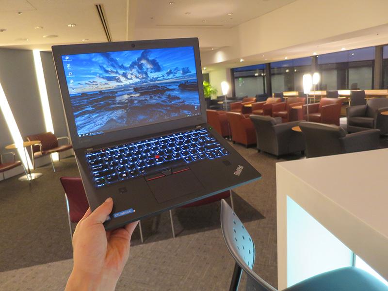 フルスペック最強ThinkPad X270