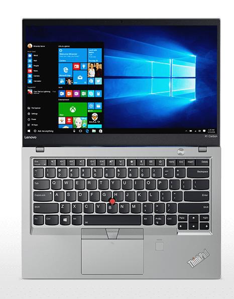 ThinkPad X1 Carbon シルバーのみ