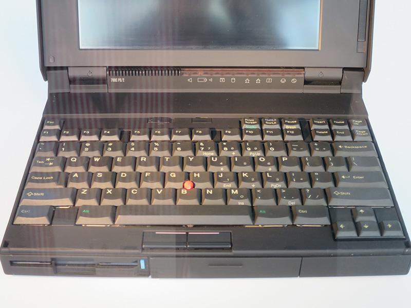 ThinkPad 700c キーボード