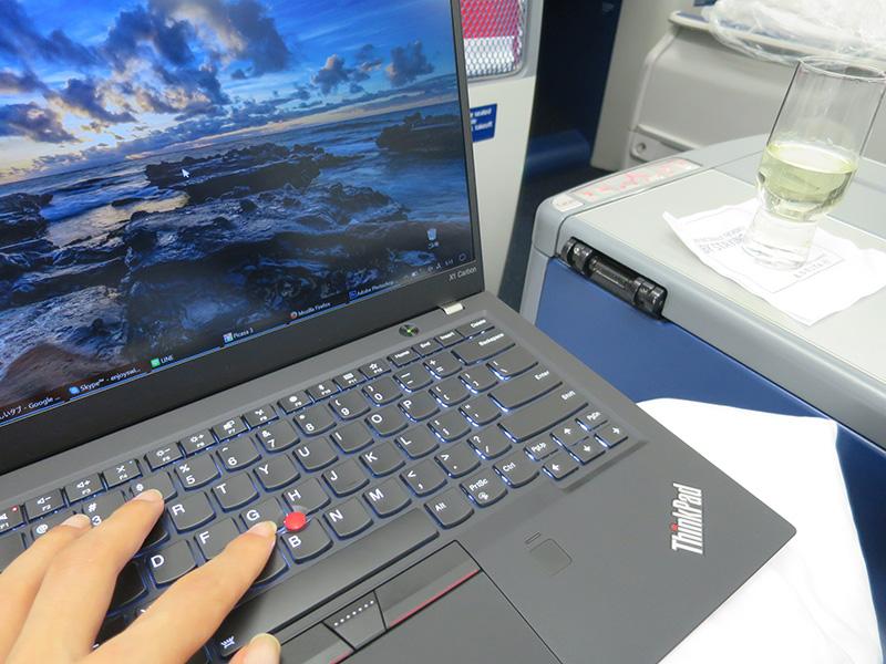 十年ThinkPad を使ってくるとトラックポイントの感度は死活問題