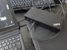 ThinkPad USB-Cドック ドライバダウンロード