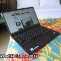 ThinkPad X1 Carbon 2017 FHD液晶 拡大して使うメリットはあるのか
