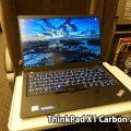 新幹線でThinkPad X1 Carbon 2017 2拍出張