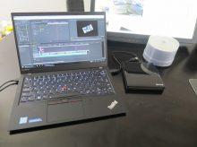 ThinkPad X1 Carbon でDVD写真スライドショー作成