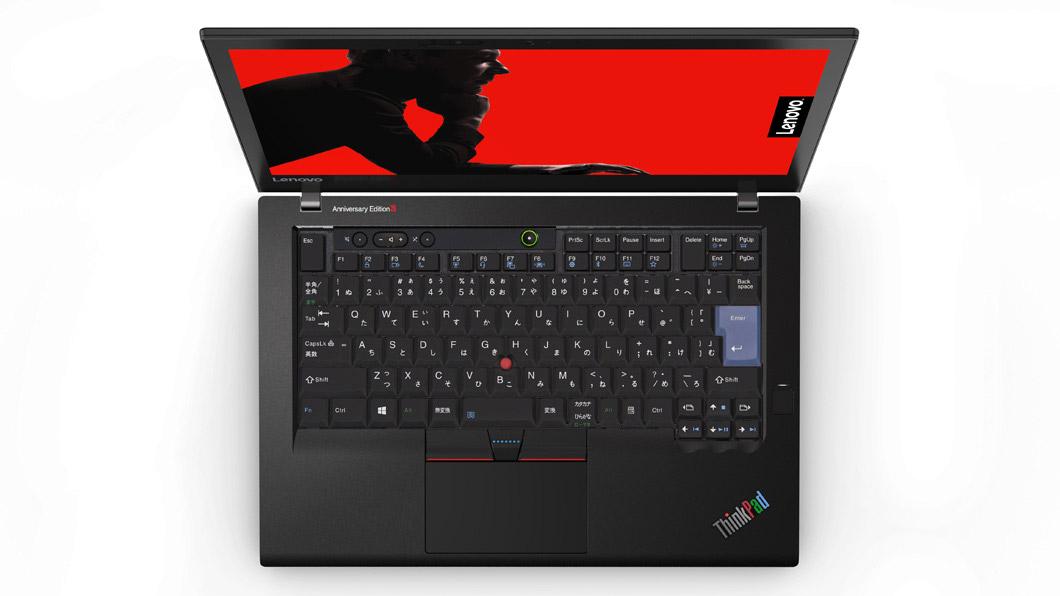 ThinkPad 25 キーボードは アイソレーションではない