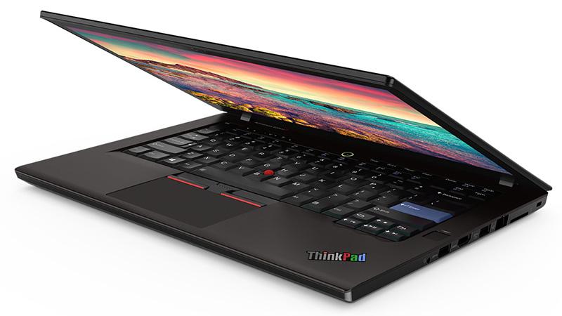 ThinkPad 25 液晶はFHD タッチパネル