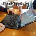 キーボードがとれたThinkPad Yoga 260 リアル堅牢性テスト