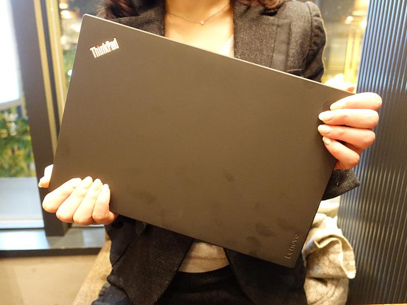 新しいThinkPad X270
