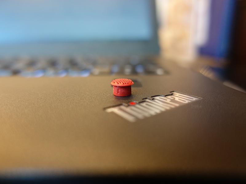 ThinkPad X270 のトラックポイント