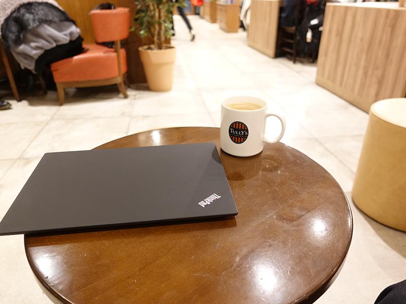 ThinkPad X1 Carbon 2018は発売日からLTEに対応するといいな