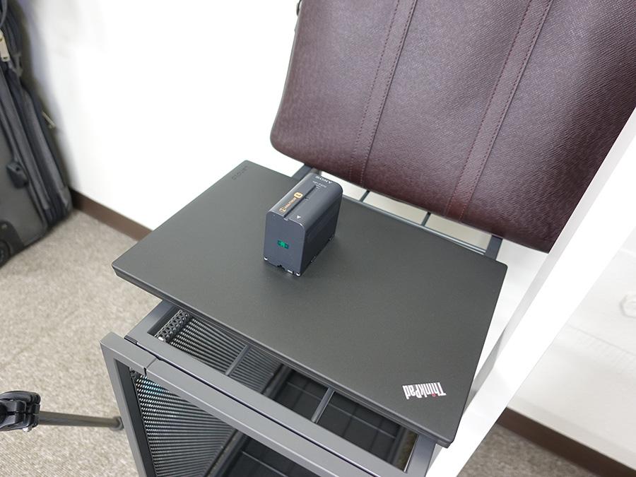 物置にも使えるThinkPad X270