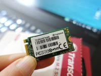 ThinkPad X1 Carbon 2017 m.2 2242 SSD 片面実装なら認識するかも知れないけど・・・