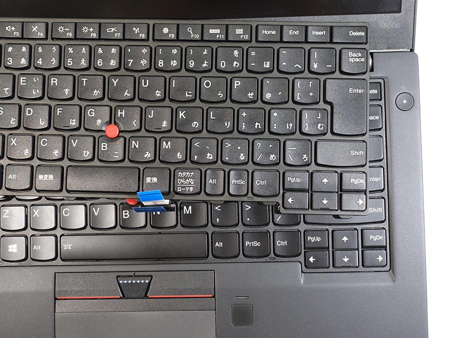 T460sとT440pのキーボードのみ