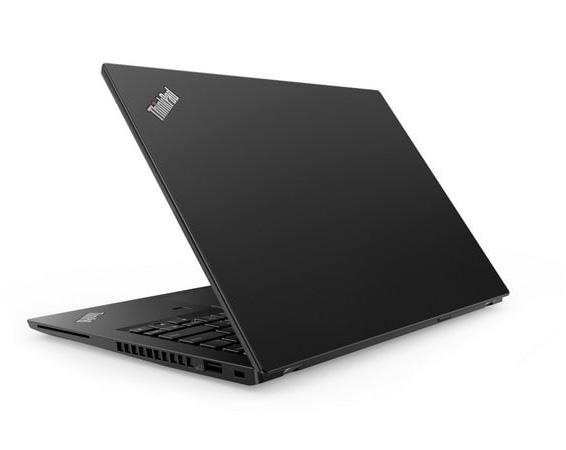 ThinkPad X280 後ろから