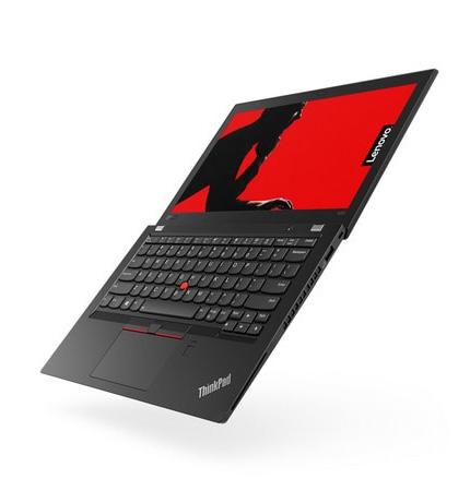 ThinkPad X280 開いたところ