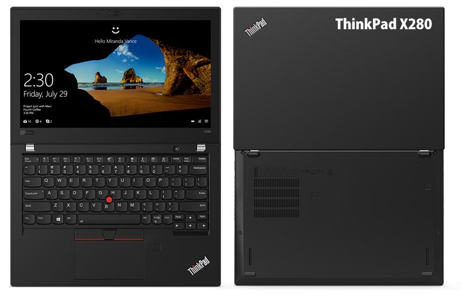 ThinkPad X280 ではバッテリーが交換出来ない