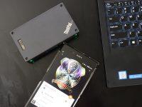 ThinkPad Stack Bluetoothスピーカー NFCに対応してればいいのにな