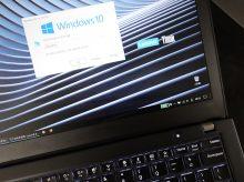ThinkPad X280 ドライバ一括更新でシャットダウンが遅いのが改善