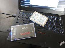 ThinkPad X280 HDD SSD 2.5インチを使うには?