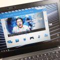 ThinkPad X280 画面が暗くなる 明るさ自動調節を無効 Windows10