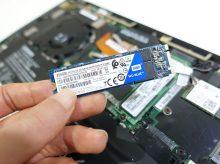 WD Blue 3D M.2 2280 SSDの中身はSandisk 夏場の温度は?