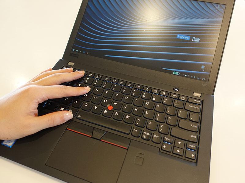 ThinkPad X280 Fnキー復活!意外と使う