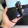 ThinkPad X280 X1 Carbon 旅行用AC アダプタ