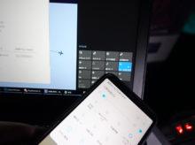 Windows10 モバイルホットスポット X280 でスマホをテザリング