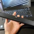 2019年 ThinkPad X1 Tablet プロダクティビィティーモジュールを発見